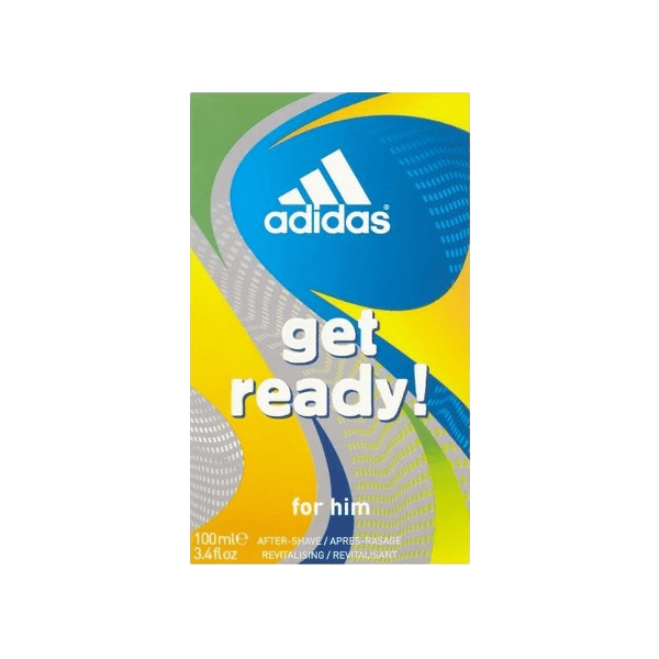 Image of Adidas Get Ready After Shave - 100ml