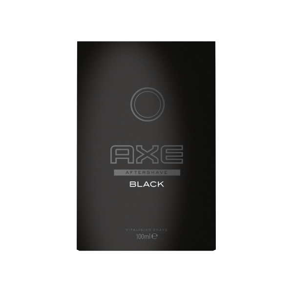 Image of Axe After Shave Black - 100ml